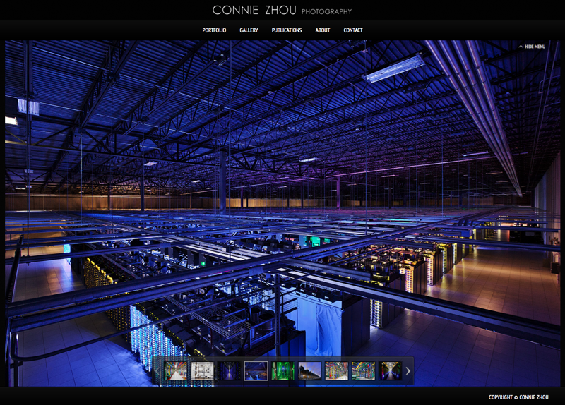 Inside Google S Data Center By Connie Zhou Axis